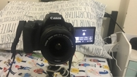 Used DSLR CANON 250D camera  in Dubai, UAE