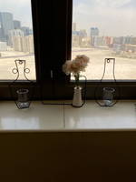 Used Candle stand, vase & wreath  in Dubai, UAE