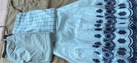 Used Skirt and 2 pants size 14 in Dubai, UAE