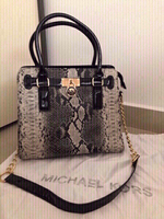 Used Michael Kors Pattern Tote Bag  in Dubai, UAE
