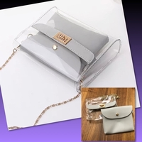Used MINI TRANSPARENT CROSSBODY BAG in Dubai, UAE
