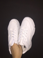 Used Chunky White Shoes Shein for 15 AED in Dubai, UAE