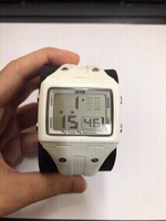 Used O.T.S white color men watch in Dubai, UAE