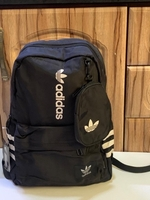 Used Adidas waterproof backpack new  in Dubai, UAE