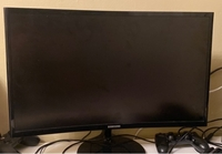 Used Samsung gaming monitor 60hz in Dubai, UAE