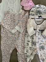 Used Set clothes for girl (7 pieces) in Dubai, UAE
