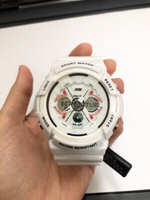 Used skmei world time 50m waterproof watch in Dubai, UAE