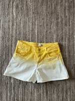 Used Zara shorts for a girl 11/12 years old  in Dubai, UAE