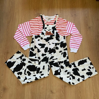 Used Cow print overalls (new) in Dubai, UAE