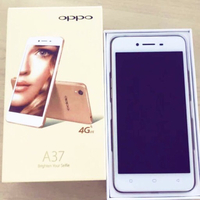 Used Oppo A37 Dual Sim Rose Gold in Dubai, UAE
