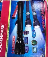 Used Rechargeable LED flash light ( 3 No's.) in Dubai, UAE