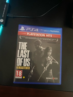 Used The last of us remastered PS4 video game in Dubai, UAE