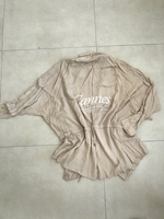 Used Beige tunic shirt  in Dubai, UAE