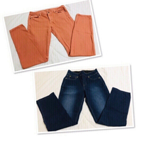 Used 2 jeans MK/Kim Rogers size medium ♥️ in Dubai, UAE