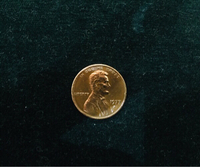 Used 1977 special penny USA collectible coin in Dubai, UAE