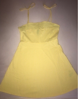 Used Yellow casual dress from H@M in Dubai, UAE