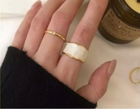 Used 925 silver gold plated enamel ring  in Dubai, UAE