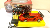 Used Remote Control Transformer Car & Robot  in Dubai, UAE