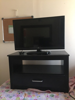 """Used LED TV """"32"""" with Wooden Stand  in Dubai, UAE"""