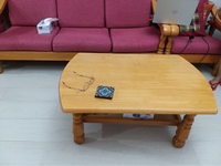 Used Center Table & 2 side tables matching  in Dubai, UAE