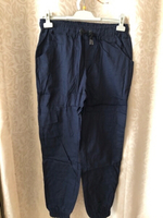 Used Blue pants size L in Dubai, UAE