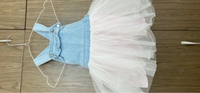 Used Dresse for girls suits till 2 years  in Dubai, UAE