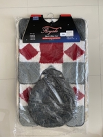 Used 4 piece bath mat sets  in Dubai, UAE