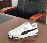 Used New Puma shoes sizes 36 to 45 with box,. in Dubai, UAE