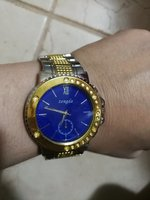 Used New gold and silver watch in Dubai, UAE