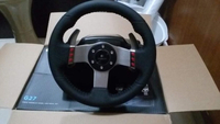 Used Logitech g27 driving wheel in Dubai, UAE