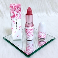 Used MAC Boomx2 Bloom Lipstick-Wagasa Twirl in Dubai, UAE