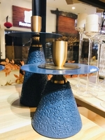 Used Candle 🕯 stand By Gold  in Dubai, UAE
