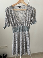 Used Topshop 34 size floral dress  in Dubai, UAE