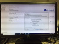 Used HP i5 Desktop without monitor & mouse in Dubai, UAE