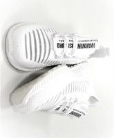 Used Women sport shoes (Brand new) white in Dubai, UAE