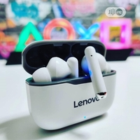 Used NEW BEST BUY LENOVO LIVEBUDS ❤️💫 in Dubai, UAE