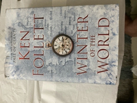 Used Ken Follett Winter of the world  in Dubai, UAE