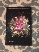 Used THE GLOW OF FALLEN STARS BOOK by Kate L in Dubai, UAE