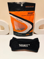 Used Fitness tibia pad black  in Dubai, UAE