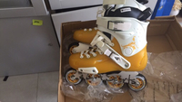 Used Roller skate size 38 in Dubai, UAE