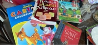 Used Books for kids and colouring book in Dubai, UAE