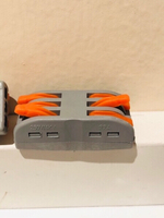 Used 3 pins Terminal Block Wire connects 10ps in Dubai, UAE