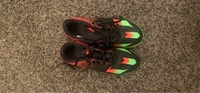Used 35 sizs kids shoes For messi in Dubai, UAE
