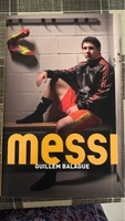 Used Messi by Guillem Balague  in Dubai, UAE