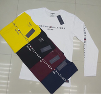 Used Long sleeve Tommy small size 5 pcs  in Dubai, UAE