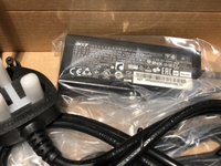 Used Acer Original laptop Charger 65watts in Dubai, UAE