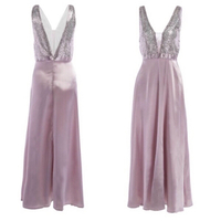 Used Prom sequin Dress size S  in Dubai, UAE
