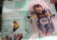 Used Mickey Mouse for Baby sitting Brand New in Dubai, UAE