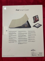 Used iPad Smart Cover leather tan  in Dubai, UAE