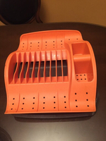 Used Dish rack with tray to hold water  in Dubai, UAE